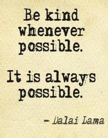 lama kindness