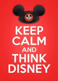 keep-calm-and-think-disney